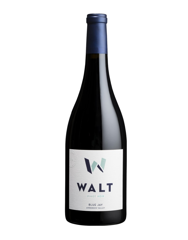 Blue Jay Anderson Valley Pinot Noir Bottleshot Image