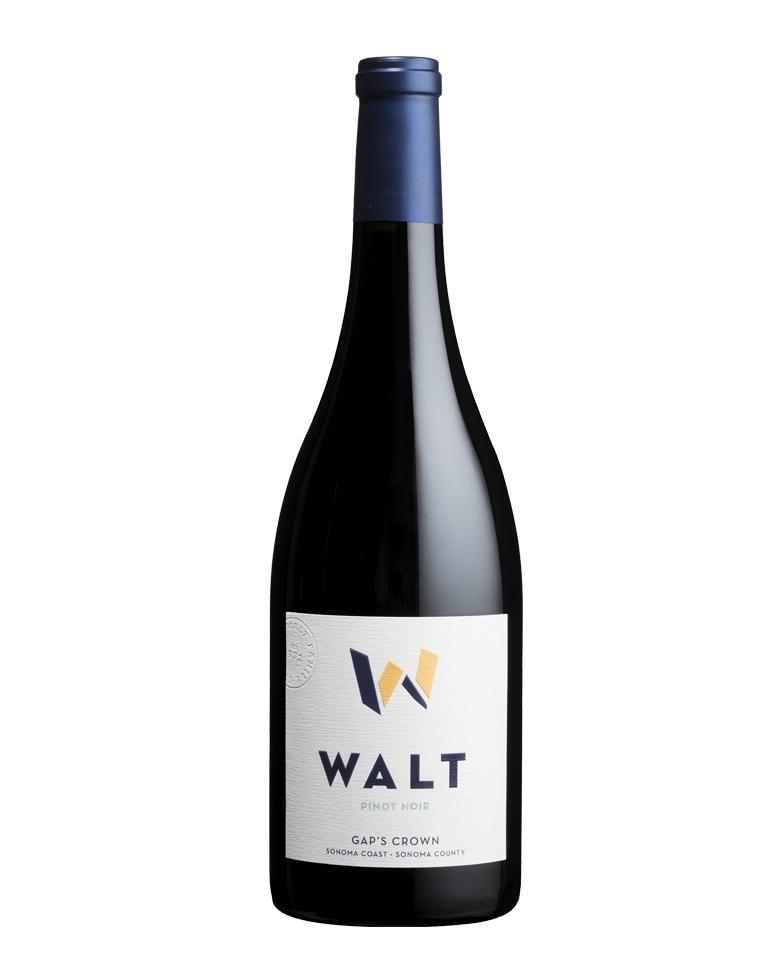 WALT Gap's Crown Pinot Noir Bottleshot Image