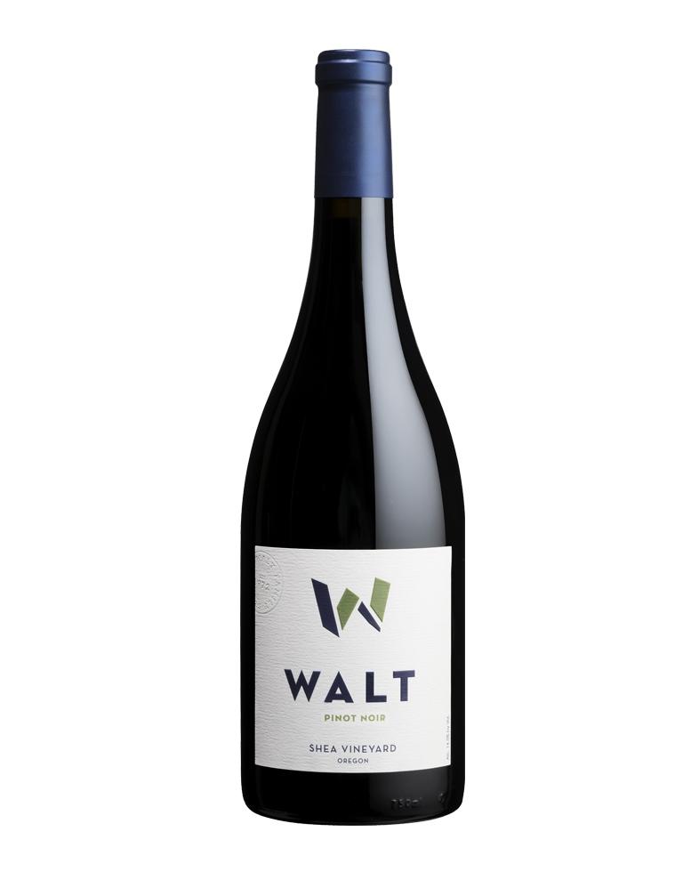 Shea Vineyard Pinot Noir Bottleshot Image
