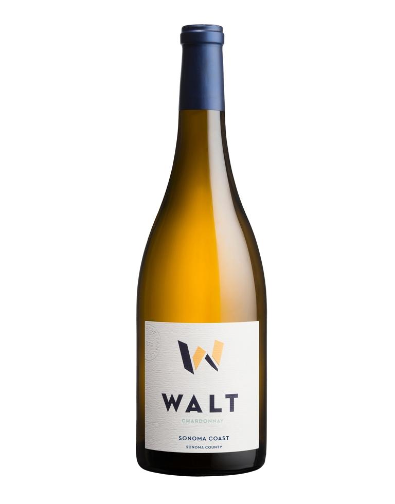 Sonoma Coast Chardonnay Bottleshot Image