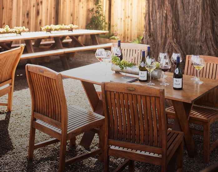 Visit our WALT Sonoma Tasting Room