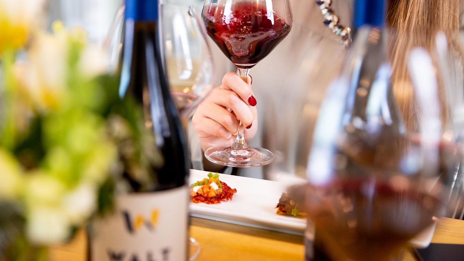 Experience WALT wines