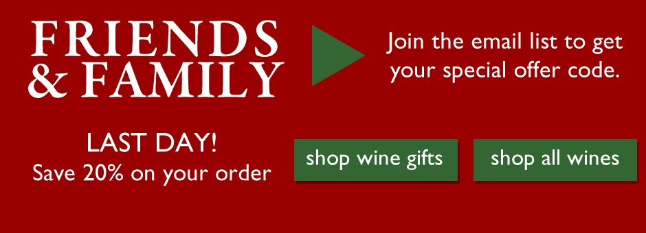 WALT Wines Discount Promotion Code | Holiday Wine Gifts