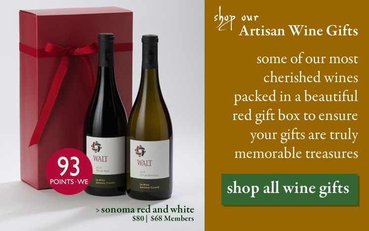Shop WALT Wines Holiday Wine Gifts, free shipping