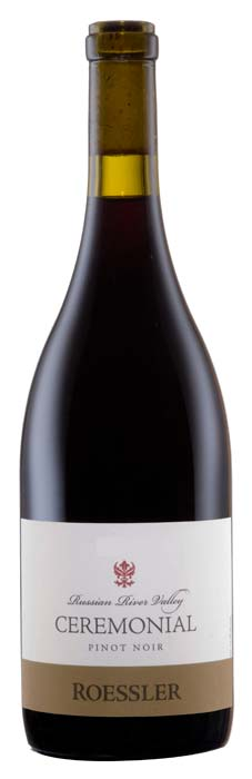 "Roessler ""Ceremonial"" Russian River Valley Pinot Noir"