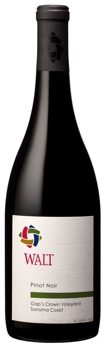 "WALT ""Gap's Crown"" Sonoma Coast Pinot Noir"