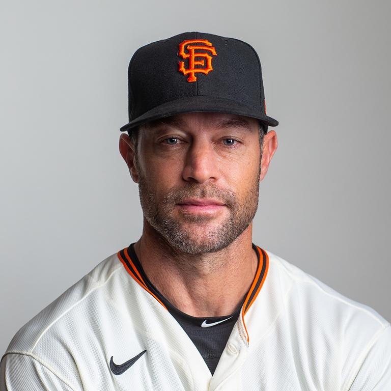 image of SF Giants Manager, Gabe Kapler