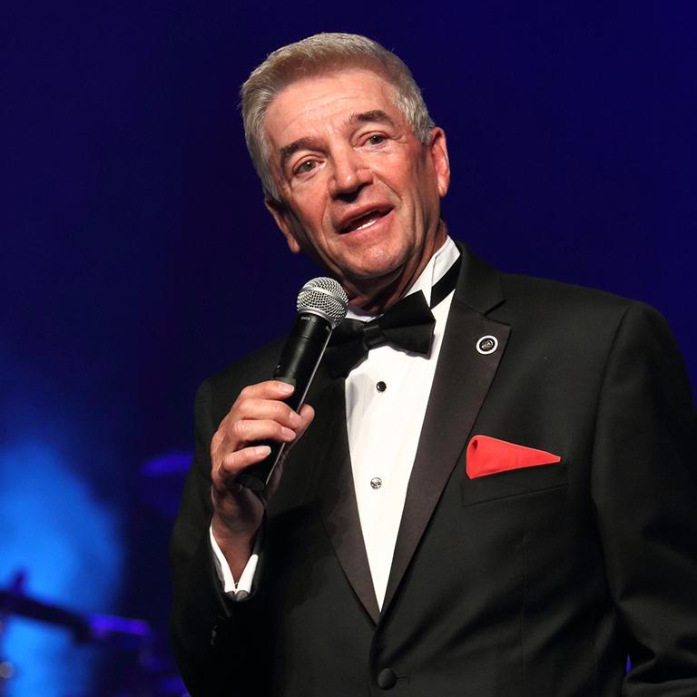 Comedian, Tom Dreesen photo image