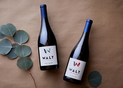Appellation Club 1st Quarter Wines. 2017 Savoy Pinot Noir & 2019 Sta. Rita Hills Pinot Noir bottles image