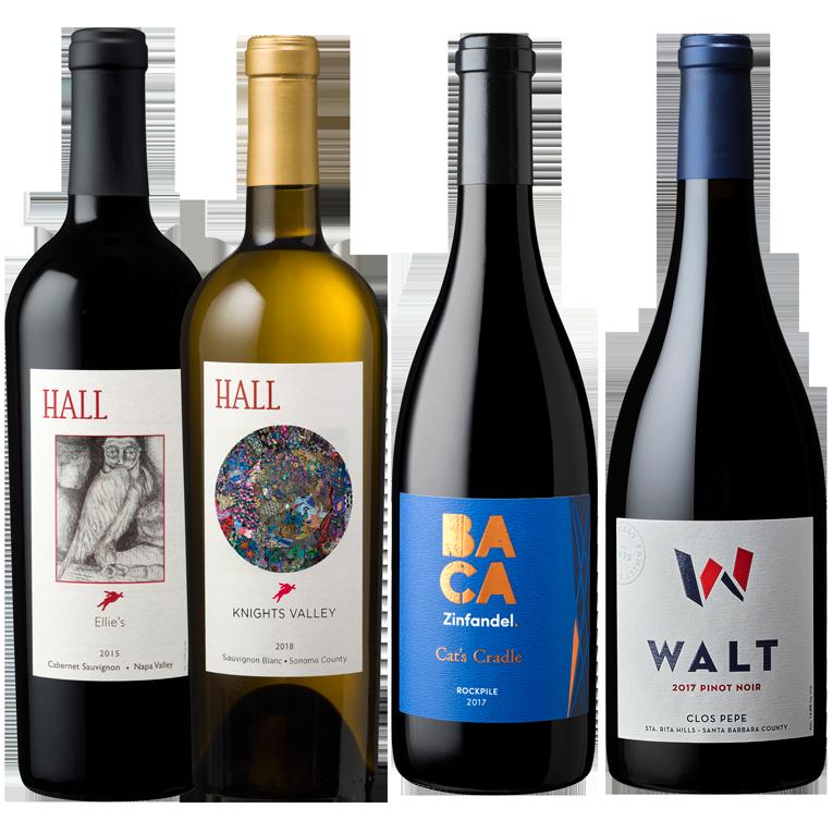 HALL Family Wine Set