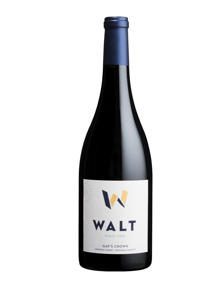WALT Gap's Crown Pinot Noir Bottleshot Image