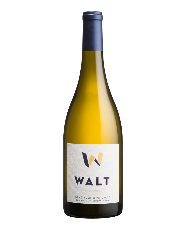 Sangiacomo Chardonnay Bottleshot Image