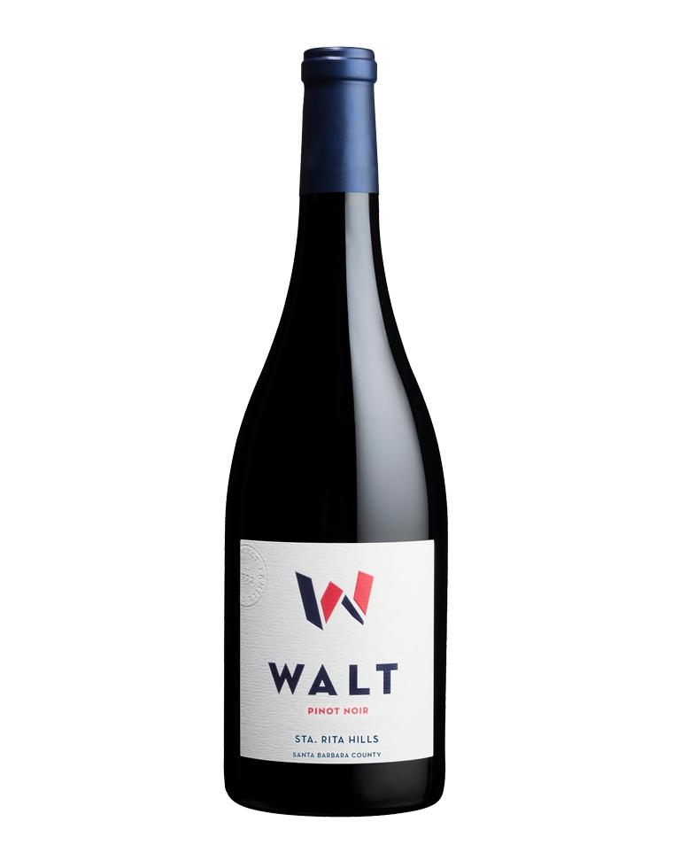 Sta. Rita Hills Pinot Noir Bottleshot Image