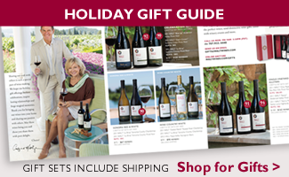Holiday wine gifts from WALT Wines