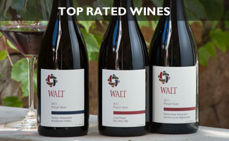 Top Rated WALT Wines