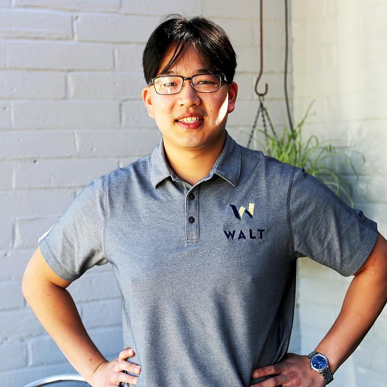 Angus Chiang, Wine Educator - WALT Oxbow in Napa - image portrait