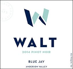 WALT Blue Jay Pinot Noir