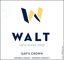 WALT Gap's Crown Sonoma Coast Pinot Noir