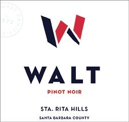WALT Sta. Rita Hills Pinot Noir Front Label Icon Image
