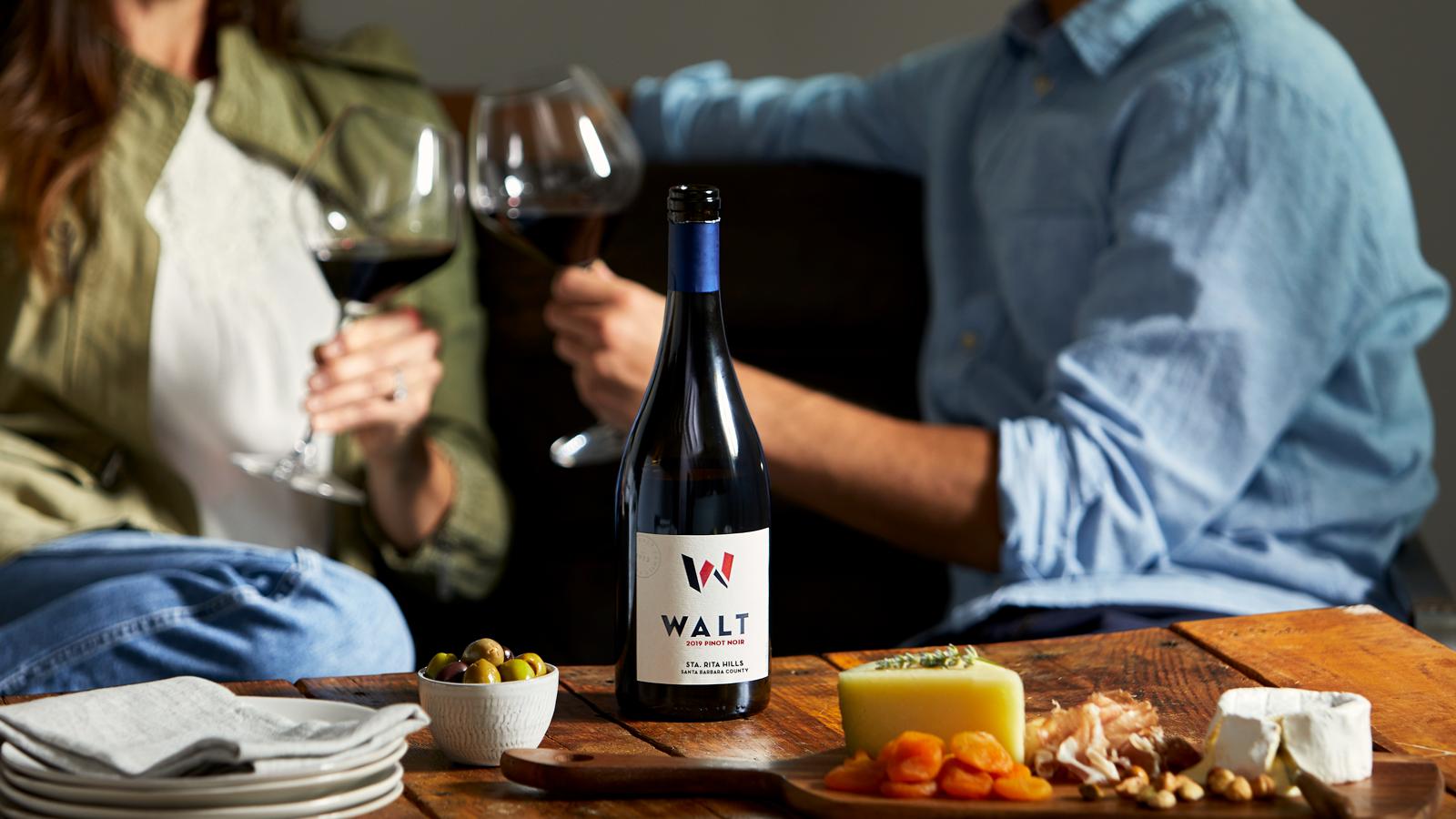 WALT Sta Rita Hills Pinot Noir
