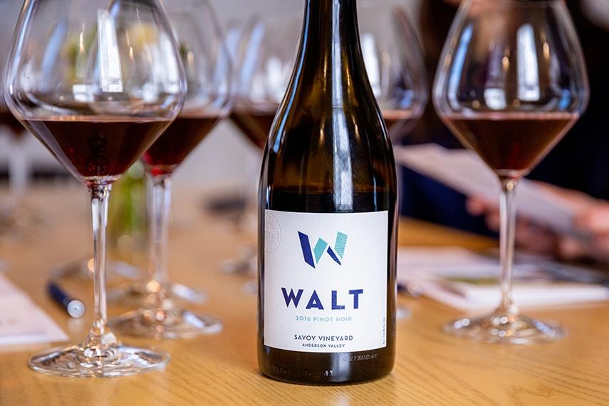 WALT Vintage Tasting in Healdsburg image